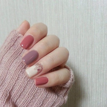 Autumn-Perfect Pink Mani