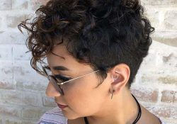 2019 21 Best Curly Pixie Cut Hairstyles