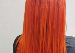 23 Orange hair color Ideas for fat women