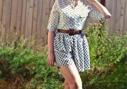 24 timeless polka-dot outfits for a sweet look »SeasonOutfit