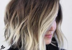 25 Short Ombre hair color inspired for 2019
