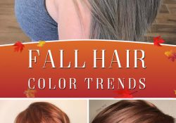 25 hair color trends in autumn Add a line to your yarns in the fall
