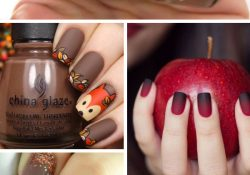 25 ultra-fall nail designs that let you celebrate autumn with your fingertips