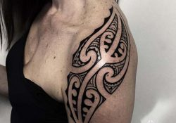 23 Badass Tribal Tattoo Ideas for Women