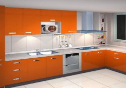 Contemporary Kitchen Design London