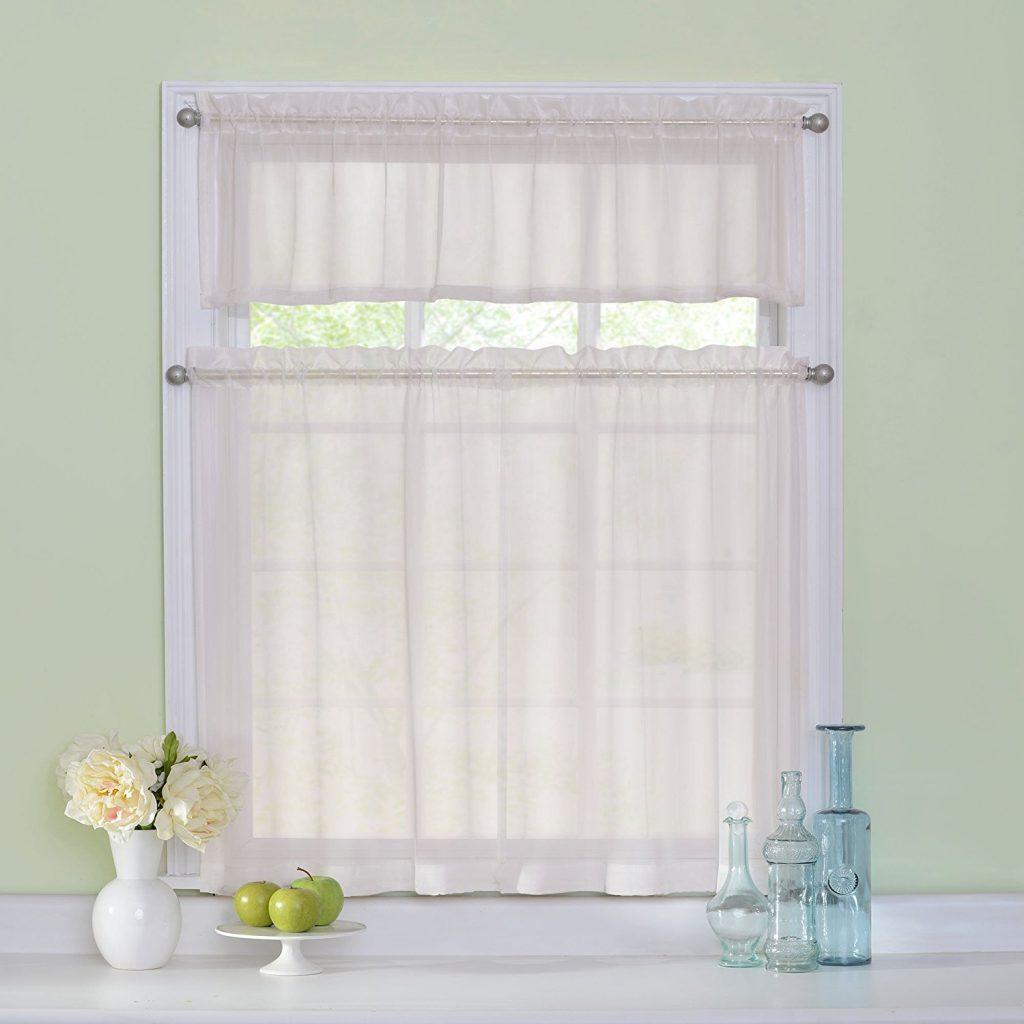 Window curtain cover