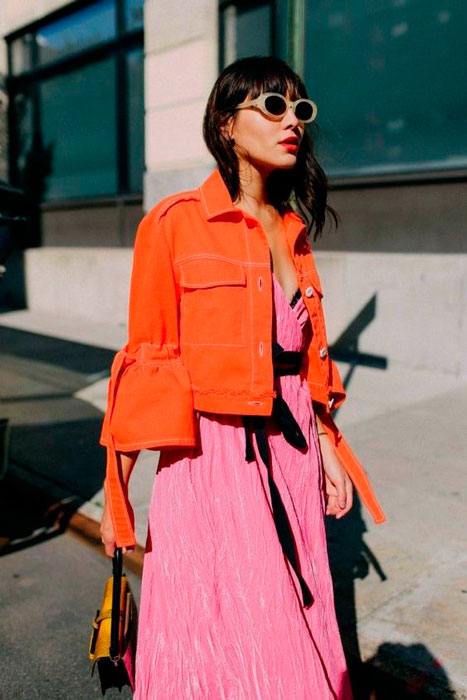 10 great ideas to combine your pink clothes with other colors
