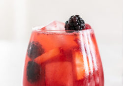 Wild Berry Energy Cocktail will strengthen you!