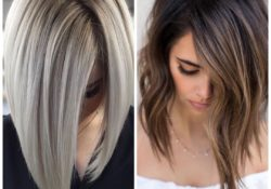 10 balayage and ombré hairstyles for shoulder-length hair 2020