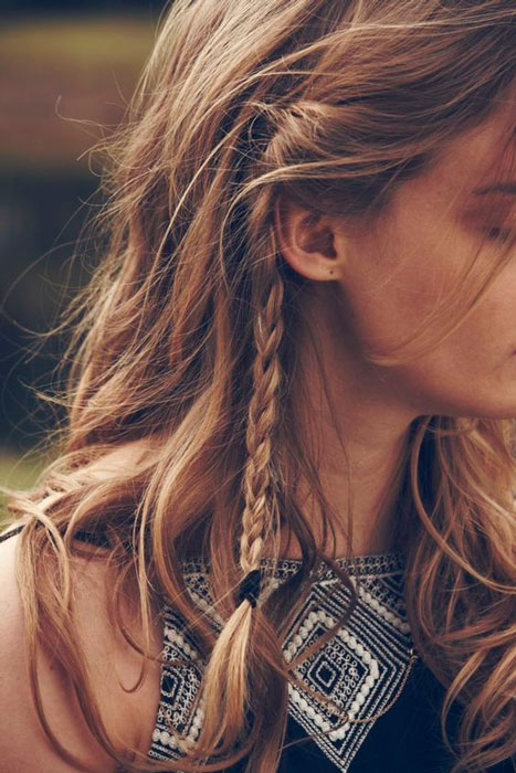 10 simple hairstyles you'll love for your February 14 date