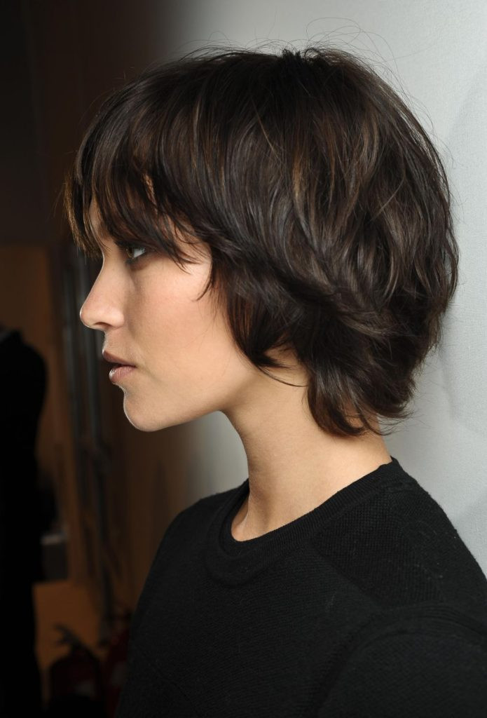 Short hairstyles Best short hairstyles in January 2020 2020