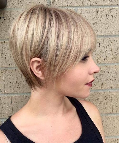 Short layer hairstyles Cute and simple short layer hairstyles in the trend 2020 30 2020