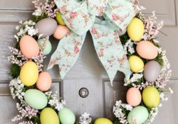 40+ beautiful Easter decorations and crafts that you will love