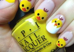 Apply these 3 Easter nail art to celebrate the event - imatchdo.com
