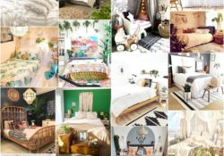 Beautify your home Bohemian style beds - ideas and designs for the Bohemian lifestyle.