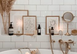 10 important things for the daily spa at home