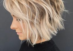 10 stylish short wavy bob haircuts for women - short bob haircut 2020
