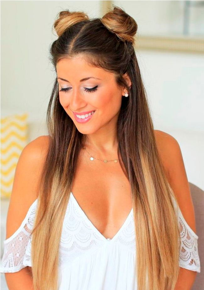 21 Sweet Hairstyles for Long Hair 21 21 Sweet Hairstyles for Long Hair Page 2 of 21 Sweet