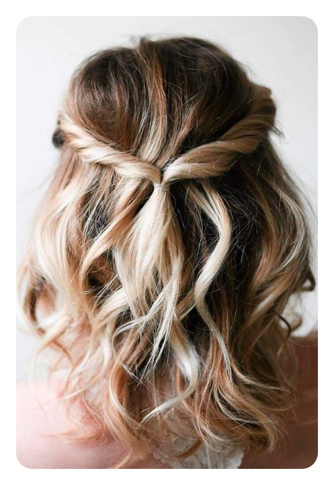 Sweet hairstyles for long hair 2020 101 Simple and sweet hairstyles for girls style light 94 Best sweet hairstyles for long hair 2020