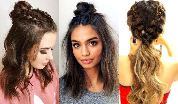 Sweet hairstyles for long hair 2020 Long and short - here are 94 hair lengths 10 Sweet hairstyles for all girls The cutest hairstyles for long hair 2020