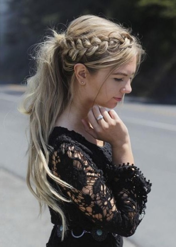 Sweet hairstyles for long hair 2020 101 Simple and unique hairstyles for long hair 94 Best sweet hairstyles for long hair 2020