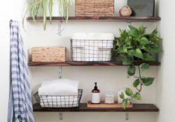 22 simple little bathroom decorating tips you can follow