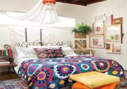 27 amazing color combinations for boho bedrooms