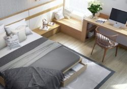 30 indispensable elements to create beautiful, minimalist bedrooms