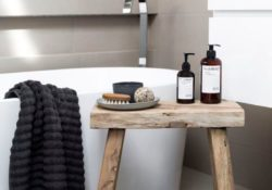 Elements for creating modern agricultural bathrooms