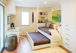 How to create temporary teen bedrooms