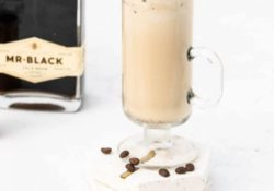 Iced Irish Coffee - Crafts and Cocktails