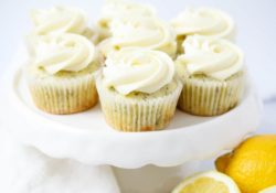 Lemon Poppy Cupcakes - I Heart Naptime