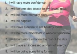 10 reasons to exercise today
