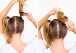 10 simple hairstyles to look beautiful and sexy at home