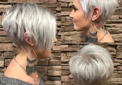 10 stunning ideas for platinum blonde hairstyles - hair color trends 2020