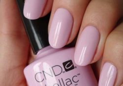 23 Beautiful Shellac Nail Art Design and Ideas