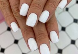23 white nail designs always in fashion