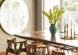 25 useful tips for a bohemian dining room