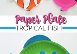 30 simple paper plate handicrafts for at home