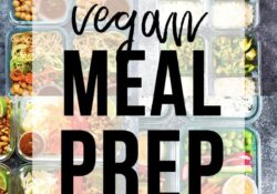 65 recipes for preparing vegan dishes for breakfast, lunch and dinner