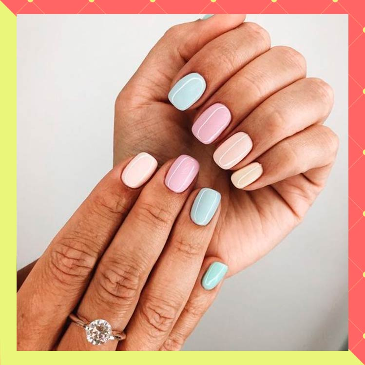 10 spring nail trends you can do at home