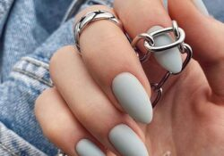 23 creative nail designs for almond acrylic nails