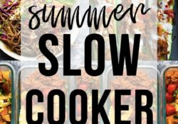 24 simple summer slow cooker recipes
