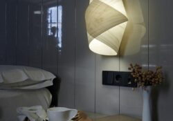 28 artistic wall lights that you can install in your bedroom