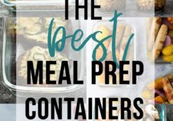Best containers for food preparation
