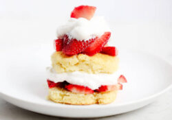 SIMPLE strawberry shortcake biscuit - I Heart Naptime