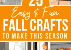 30+ Easy DIY Fall Crafts For Adults That You Need To Try
