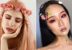 23 Mystical Fairy Makeup Ideas to Try This Halloween