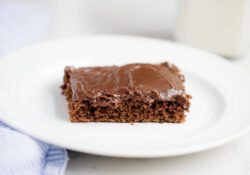Favorite Texas Sheet Cake Recipe