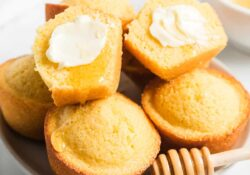 Sweet Cornbread Muffin Recipe - I Heart Naptime